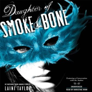 Laini Taylor, Daughter Of Smoke And Bone
